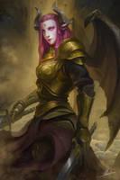 Woriorrrr by macduykhanh121094