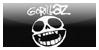 Gorillaz stamp by VeggieBaka-Chan