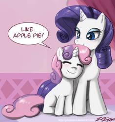 Like Apple Pie by johnjoseco