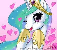 I'm A Pretty Pretty Princess by johnjoseco