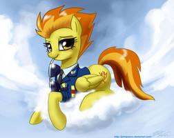 I Look Good in a Uniform by johnjoseco