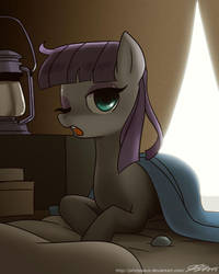 Good Afternoon Maud Pie by johnjoseco