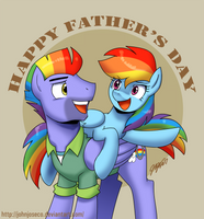 Happy Father's Day 2017 by johnjoseco