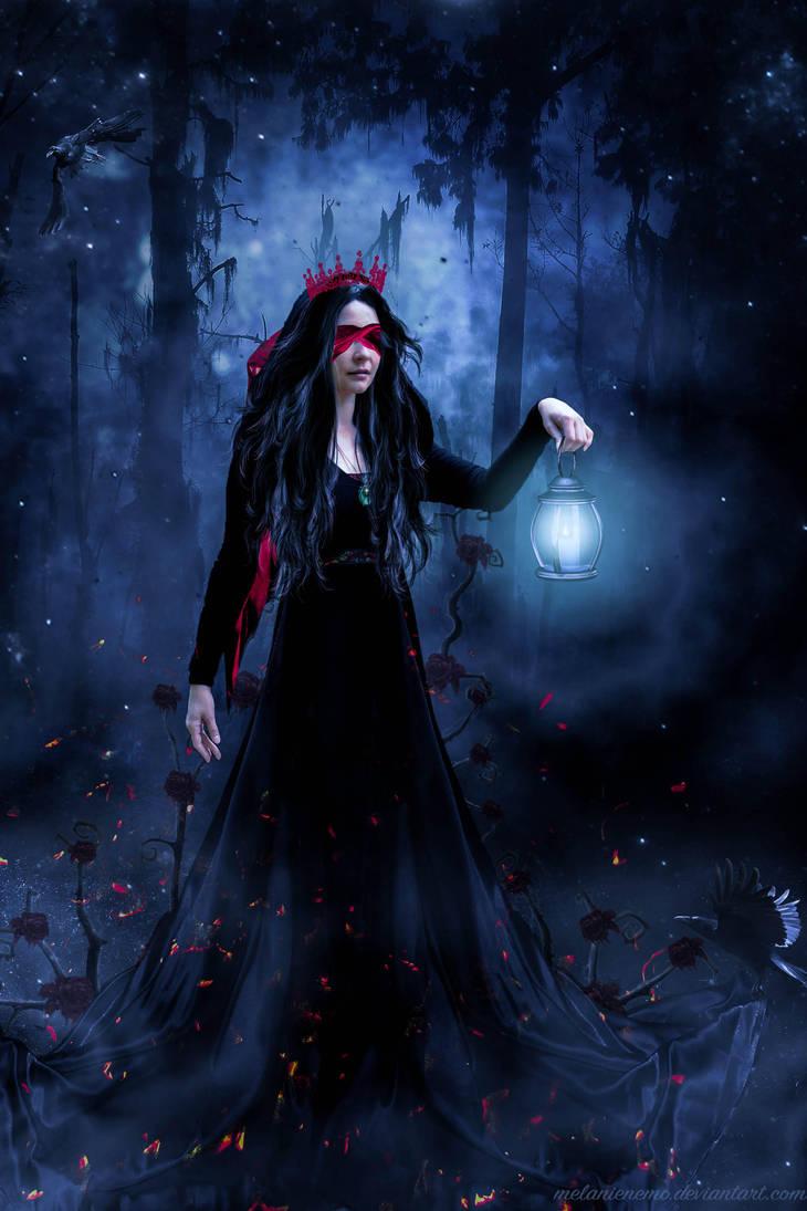 The Cursed Queen by Melanienemo