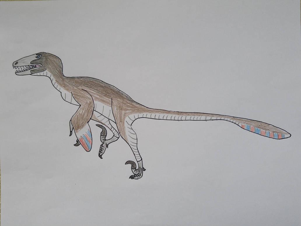 Dakotaraptor V2 by IMemeEverything