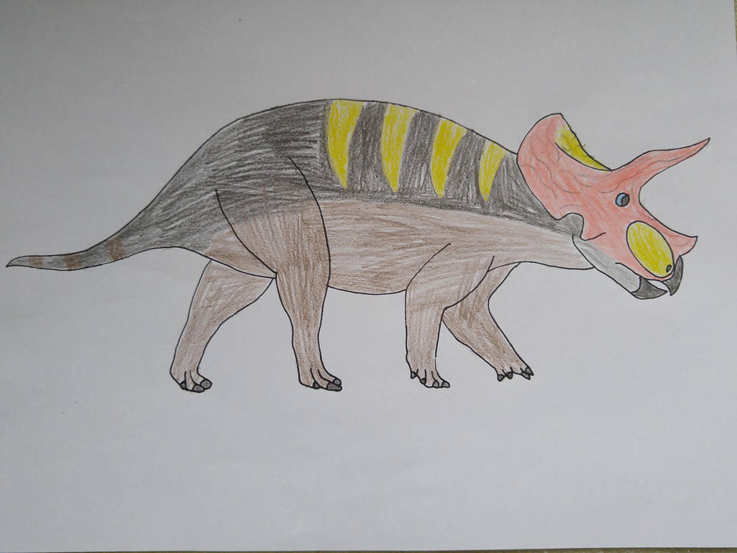Thiccceratops by IMemeEverything