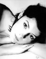Audrey Tautou by annesofielarsen