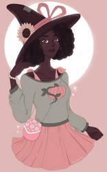 Harvest Witch Hazel by JeanLouiseArt