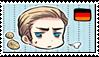 Germany, Stamp by HarukotheHedgehog