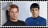 Kirk And Spock by HarukotheHedgehog