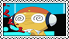 Kururu,Stamp by HarukotheHedgehog