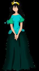 Speedpaint: Princess Ashly by AshlyStorm