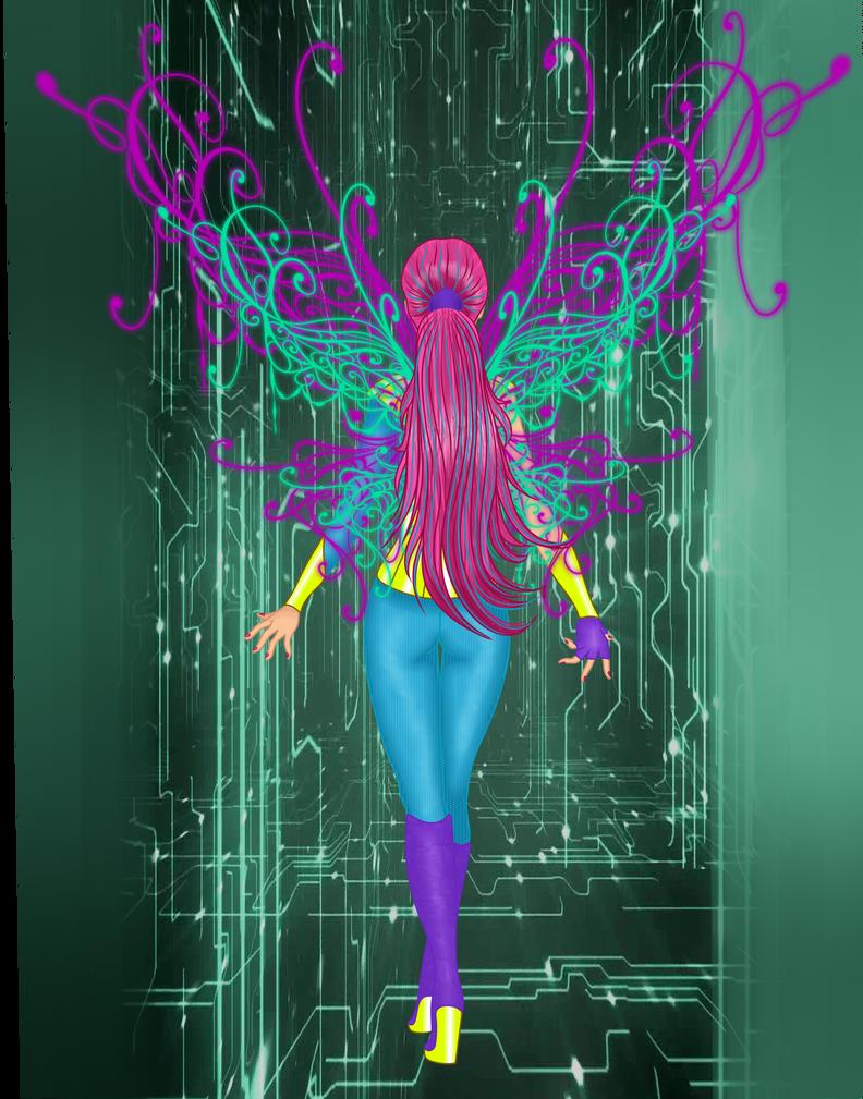 Zoe ElectroniX by AshlyStorm