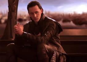Loki by Elluwah