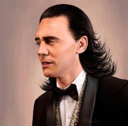 Loki XI by Elluwah