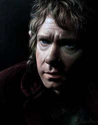 Bilbo by Elluwah