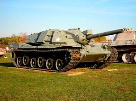 MBT-70 Main Battle Tank Prototype by flatsix911