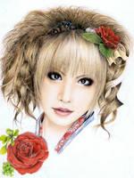 Hizaki WIP by Moon-Lilly