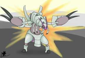 Golisopod! Well, what is it? by ChromeFlames