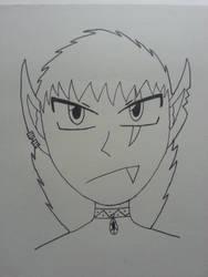 Ivy - Original Character by TheMadZocker