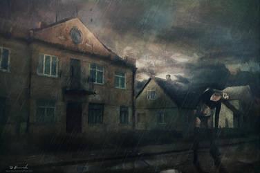 Dead Girl Walking by devotion-graphics
