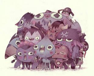 the squad by Bisparulz