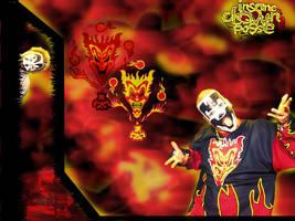 Insane Clown Posse by tanro
