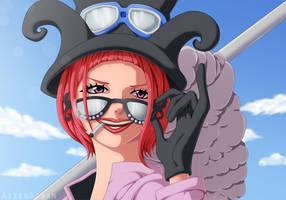 One Piece 904 - Belo Betty by AizenSowan