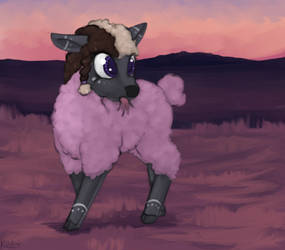 Asheep by MarsMiner