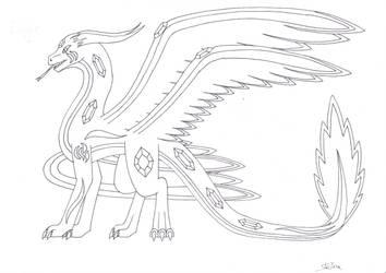 Eagle by SkiraShelfen