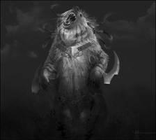 Bear guard by chris-anyma