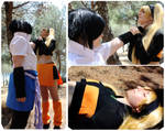 Naruko x Sasuke - The end by ALIS-KAI
