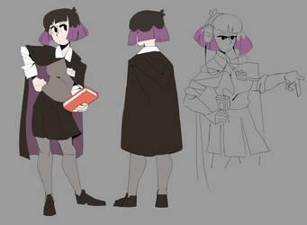 The Librarian by MaximumWarp