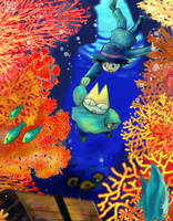 Under the Sea II by artistscompany