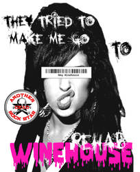 Amy Winehouse by Evlisking