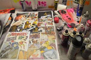 process comics by Evlisking