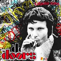 Jim Morrison 2.0   whoisfinn 2017 by Evlisking