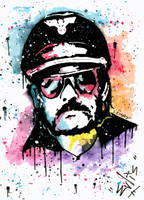 Lemmy by Evlisking