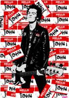 Hello my name is john2 by Evlisking