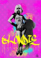 Blondie by Evlisking