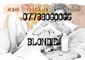 Blondie Marylin by Evlisking
