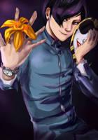 The Joker by kaifuu