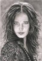 Eva Green by Kasandra-L