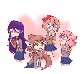 Come Join the Club! by JumpinJammies