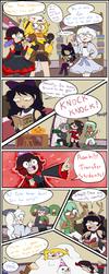 Beaconstrips: Halloween is Over by JumpinJammies