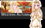 [OPEN] Western Autumn Diety by FKDemetri