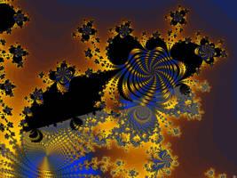 When light breaks Dark Matter by FractalMonster