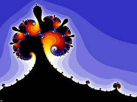 Spiral Tree by FractalMonster