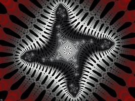 Extending Worm2 star by FractalMonster