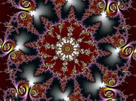 Scepter Mandala by FractalMonster